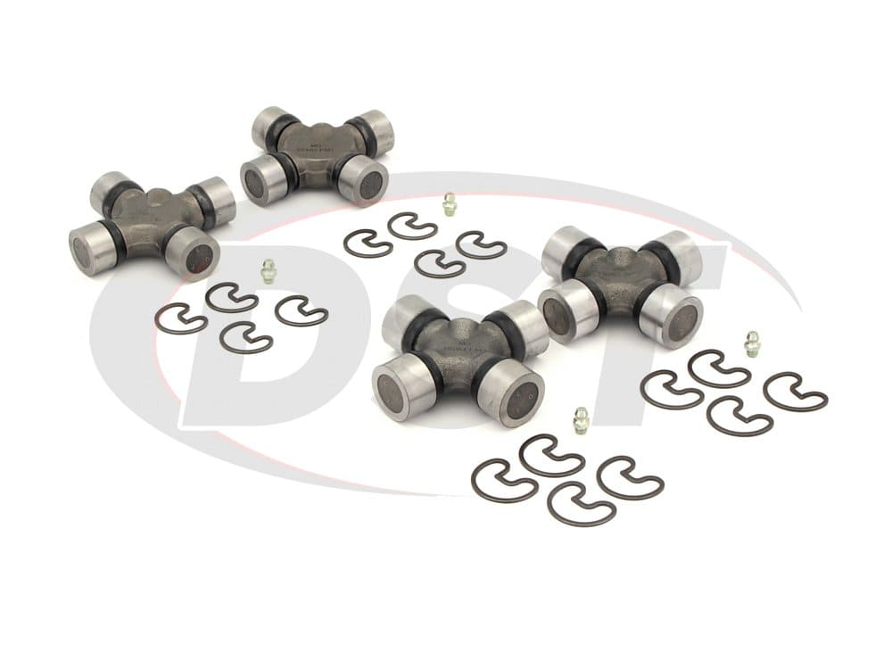 moog-ujoint-packagedeal439 U Joint Package - Ford Expedition 4WD 02-06