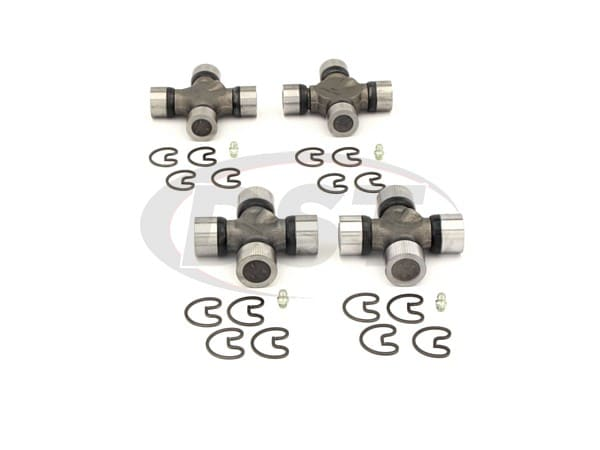U Joint Package - Ford Expedition 4WD 02-06