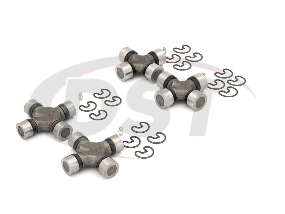 moog-ujoint-packagedeal440 U Joint Package - Ford Expedition 4WD 97-01