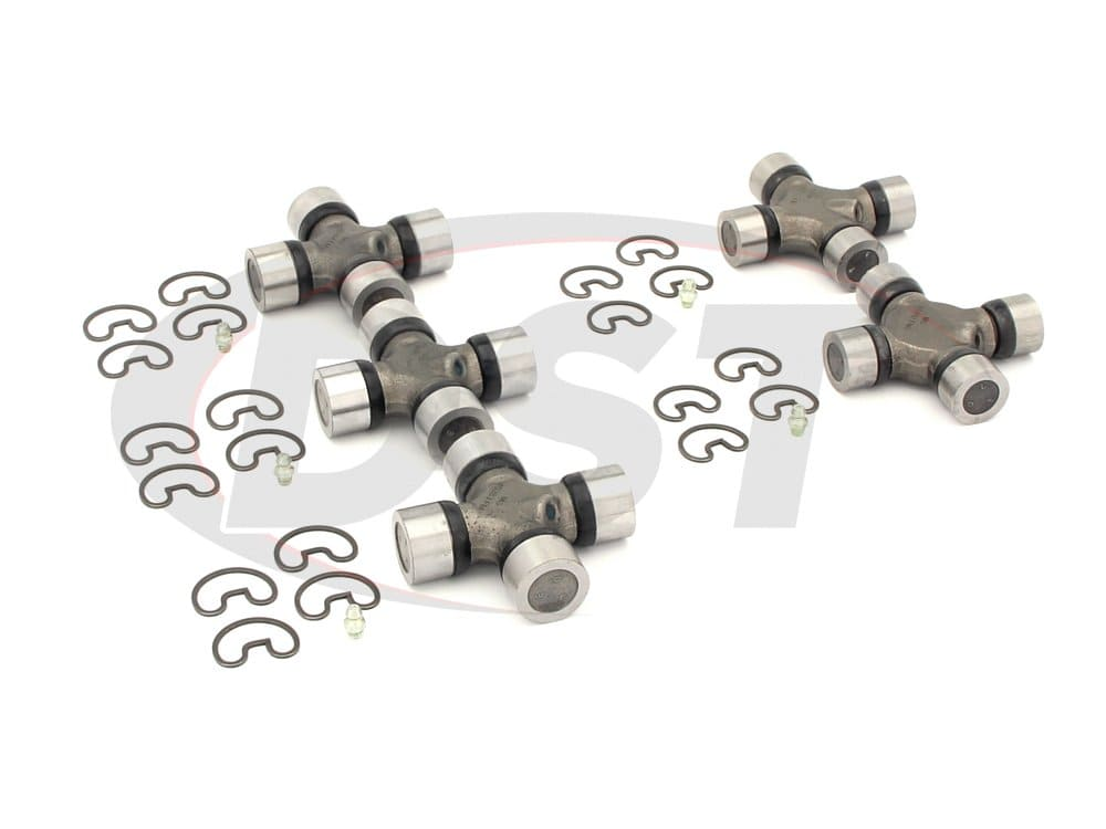moog-ujoint-packagedeal454 U Joint Package - Ford F-150 4WD 04-07