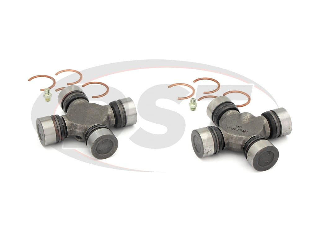 moog-ujoint-packagedeal506 U Joint Package - Chevrolet G10 and GMC G1500 2WD 92-95