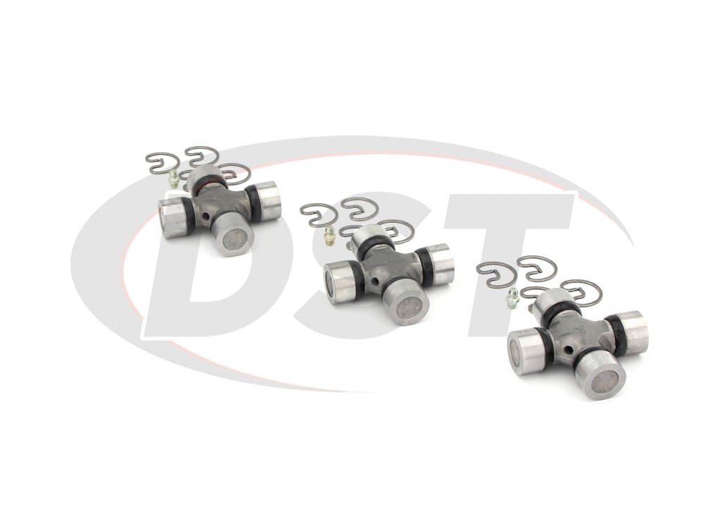moog-ujoint-packagedeal510 U Joint Package - Chevrolet G10 and GMC G15 2WD 64-77