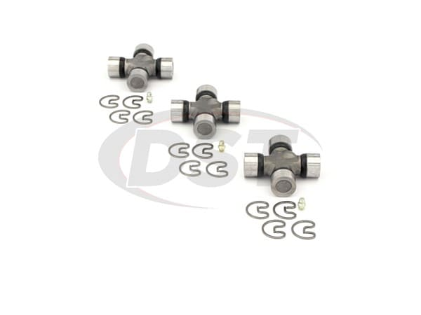 U Joint Package - Chevrolet G10 and GMC G15 2WD 64-77
