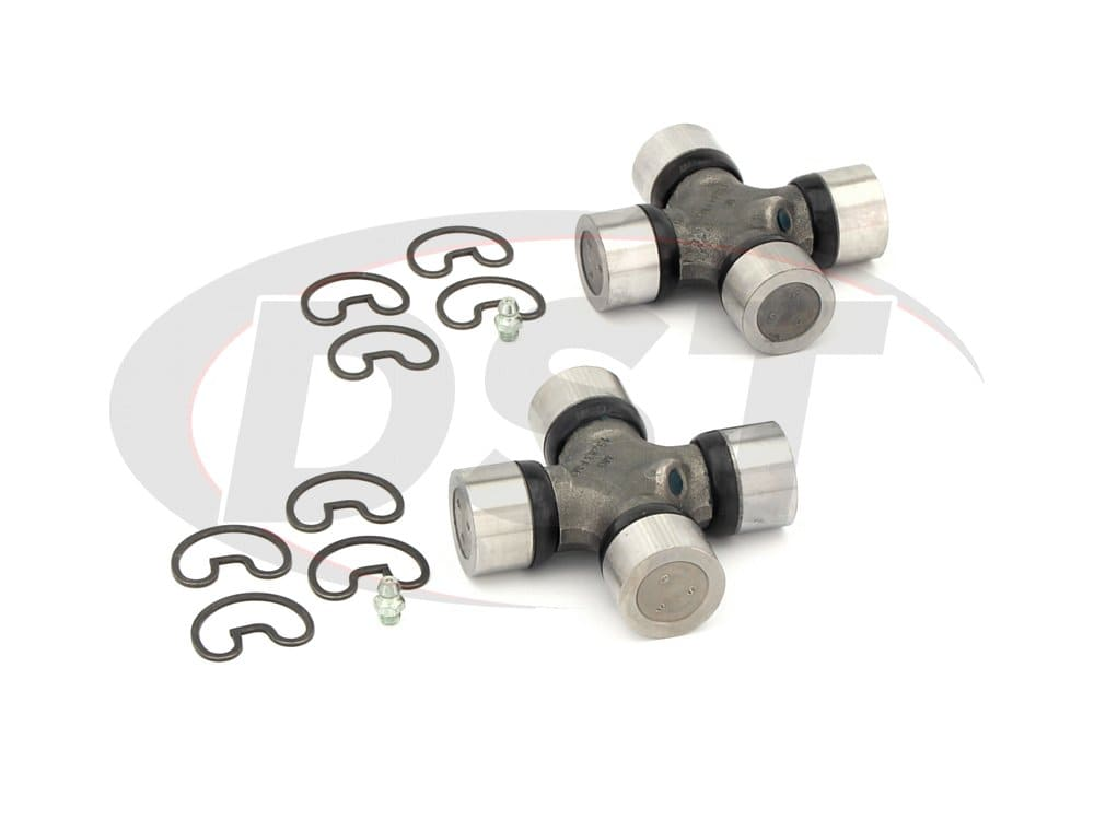 moog-ujoint-packagedeal514 U Joint Package - Chevrolet C2500 Suburban 2WD 92-99 and GMC Suburban 2500 2WD 92-00