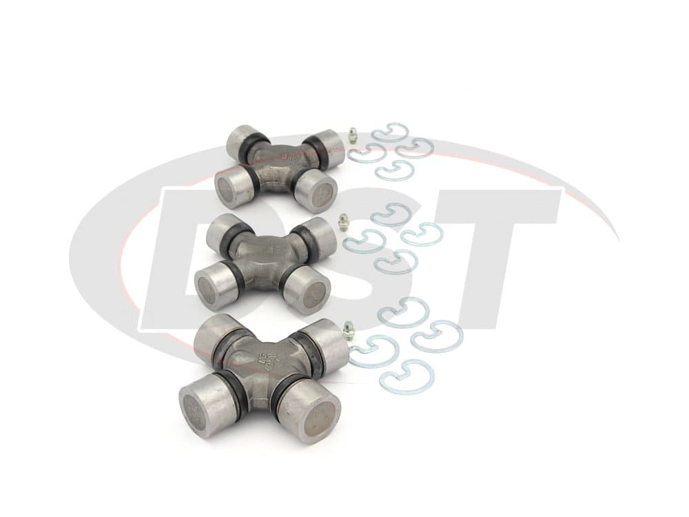 moog-ujoint-packagedeal521 U Joint Package - Chevrolet Silverado and GMC Sierra 2500 2WD 2007 (New Style Models Only)