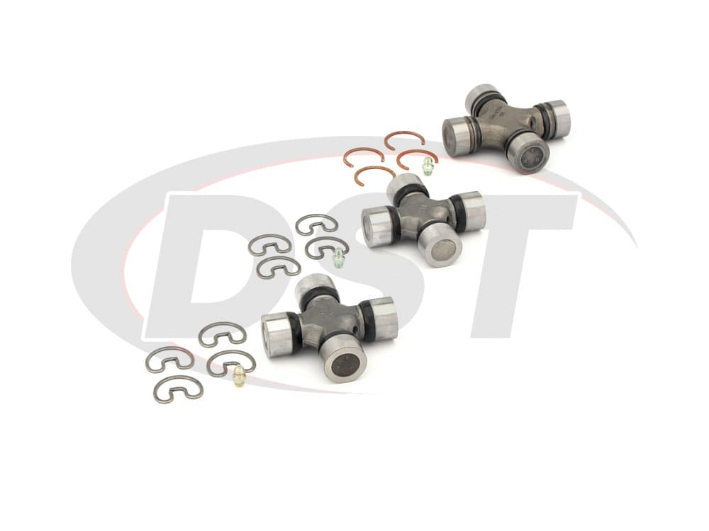 moog-ujoint-packagedeal548 U Joint Package - Chevrolet G20 and GMC G25 2WD 76-78