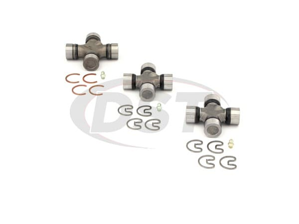 U Joint Package - Chevrolet G20 and GMC G25 2WD 76-78