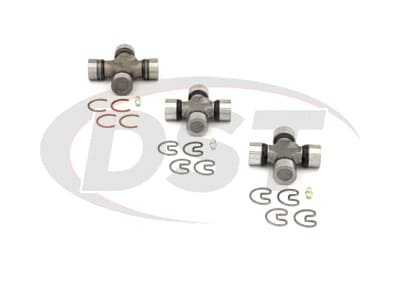 U Joint Package - Chevrolet G20 & GMC G25 2WD 76-78