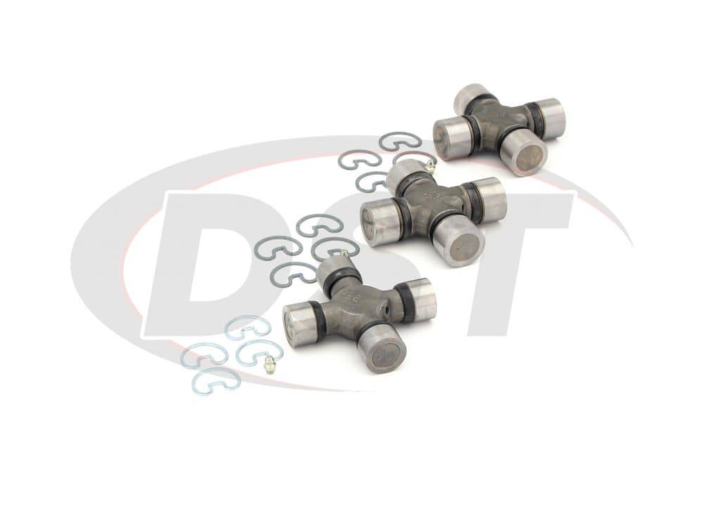 moog-ujoint-packagedeal549 U Joint Package - Chevrolet Silverado and GMC Sierra 3500 2WD 08-11