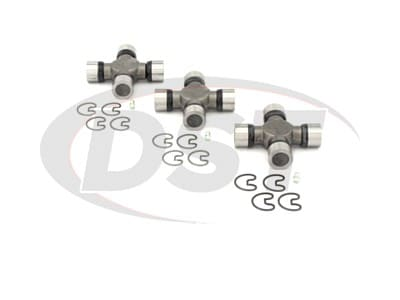U Joint Package - Chevrolet & GMC C3500 2WD 97-00 (Pick Up Only)