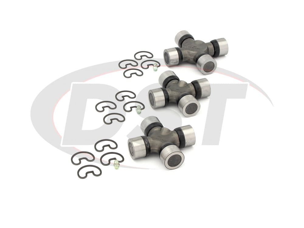 moog-ujoint-packagedeal564 U Joint Package - Chevrolet Express and GMC Savana 3500 2WD 03-05