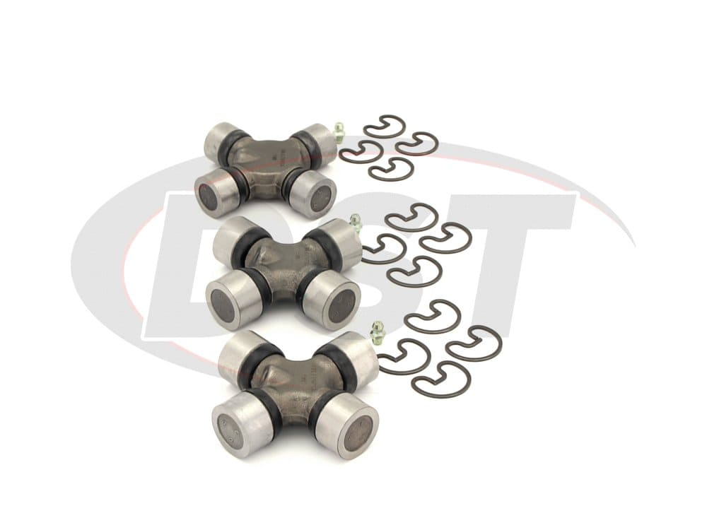 moog-ujoint-packagedeal572 U Joint Package - Chevrolet G30 and GMC G35 2WD 75-77
