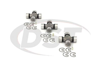 U Joint Package - Chevrolet G30 & GMC G35 Van 2WD 67-74