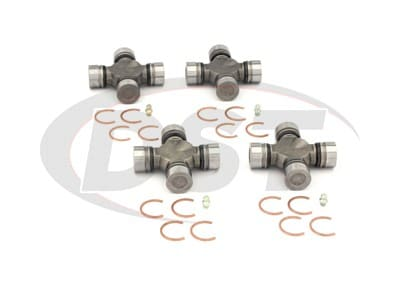 U Joint Package - Chevrolet Suburban & Avalanche 1500 4WD 01-06