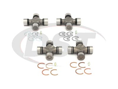 U Joint Package - Chevrolet Surban 2500 4WD 08-11