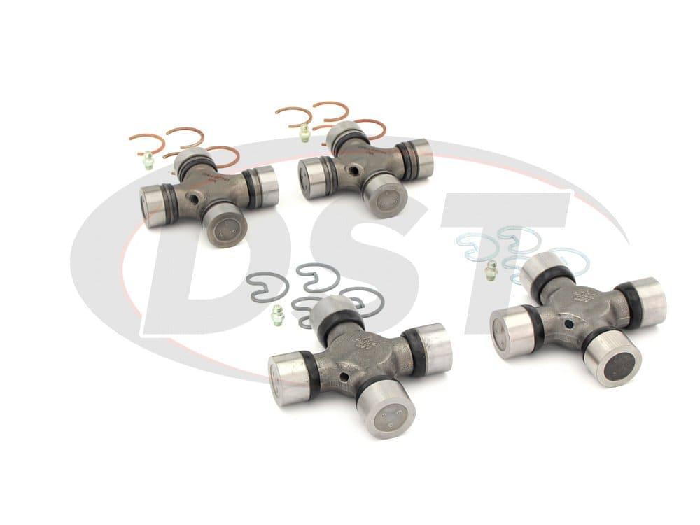 moog-ujoint-packagedeal611 U Joint Package - Chevrolet Silverado 2500 4WD 08-11