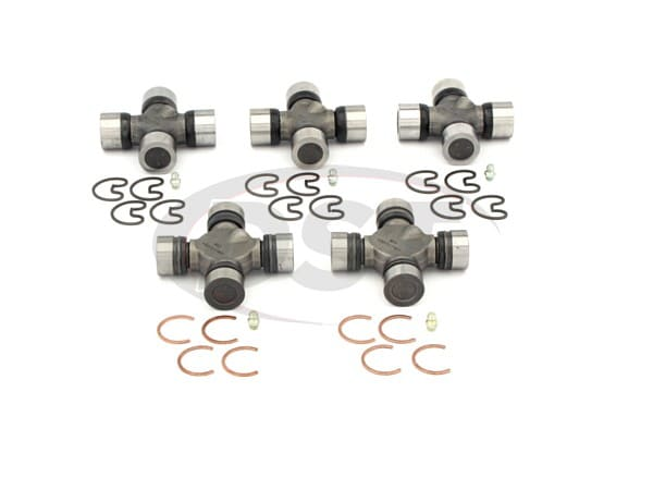 U Joint Package - Chevrolet K2500 4WD 94-96
