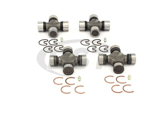 U Joint Package - GMC K2500 Suburban 4WD 92-96