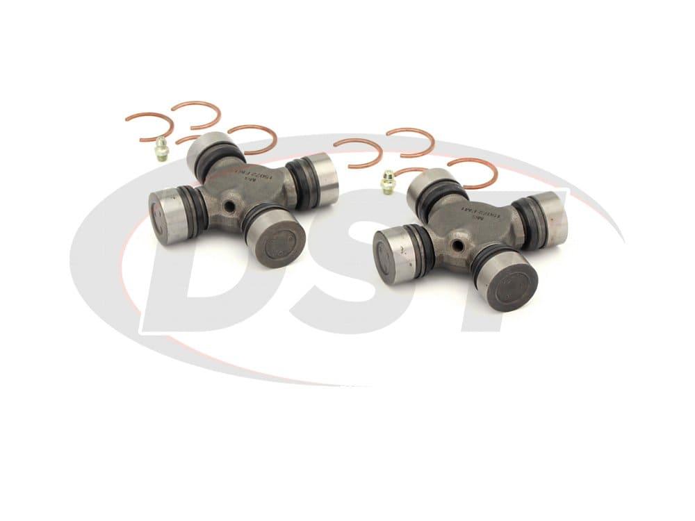 moog-ujoint-packagedeal801 U Joint Package - Buick Skylark 68-72