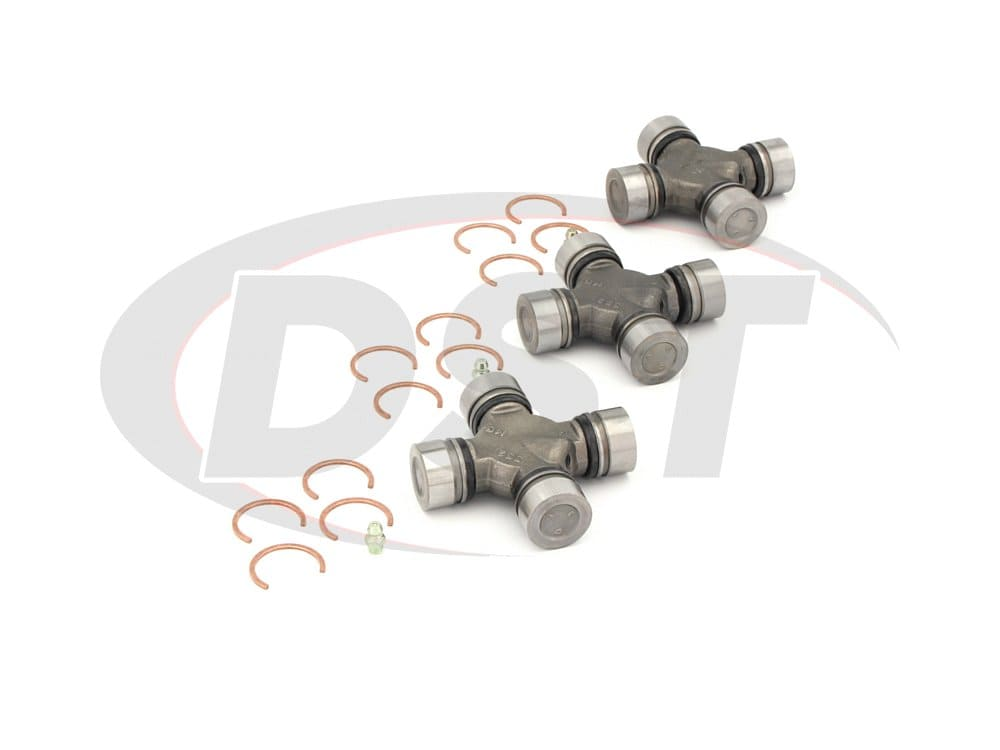 moog-ujoint-packagedeal819 U Joint Package - Cadillac Fleetwood 91-96