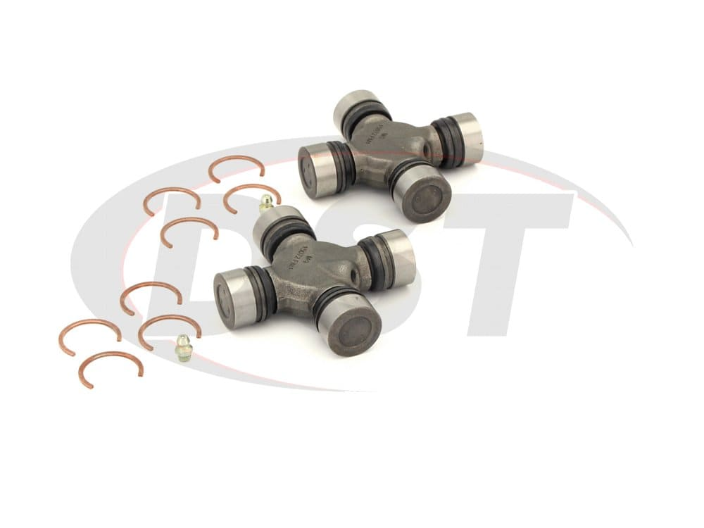 moog-ujoint-packagedeal827 U Joint Package - Chevrolet Caprice and Impala 82-84