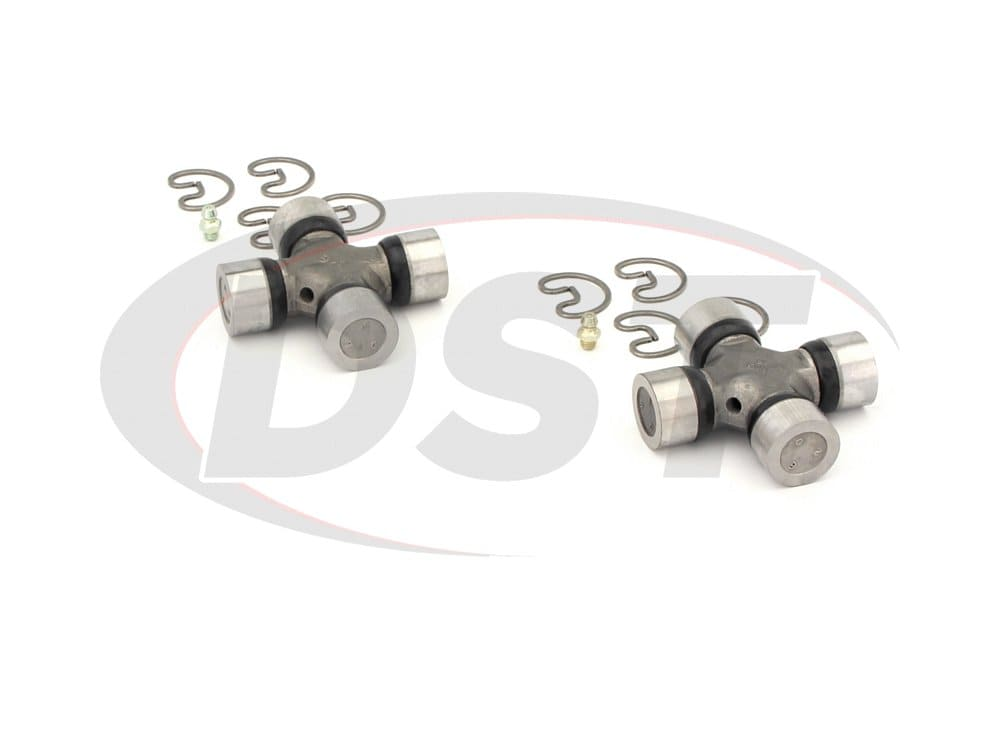 moog-ujoint-packagedeal831 U Joint Package - Chevrolet Bel Air, Biscayne, Caprice, and Impala 66-68