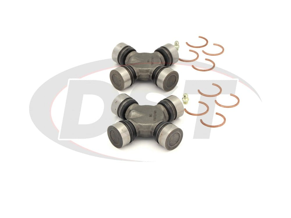 moog-ujoint-packagedeal842 U Joint Package - Chevrolet Chevelle, Laguna, Malibu, and Monte Carlo 73-81