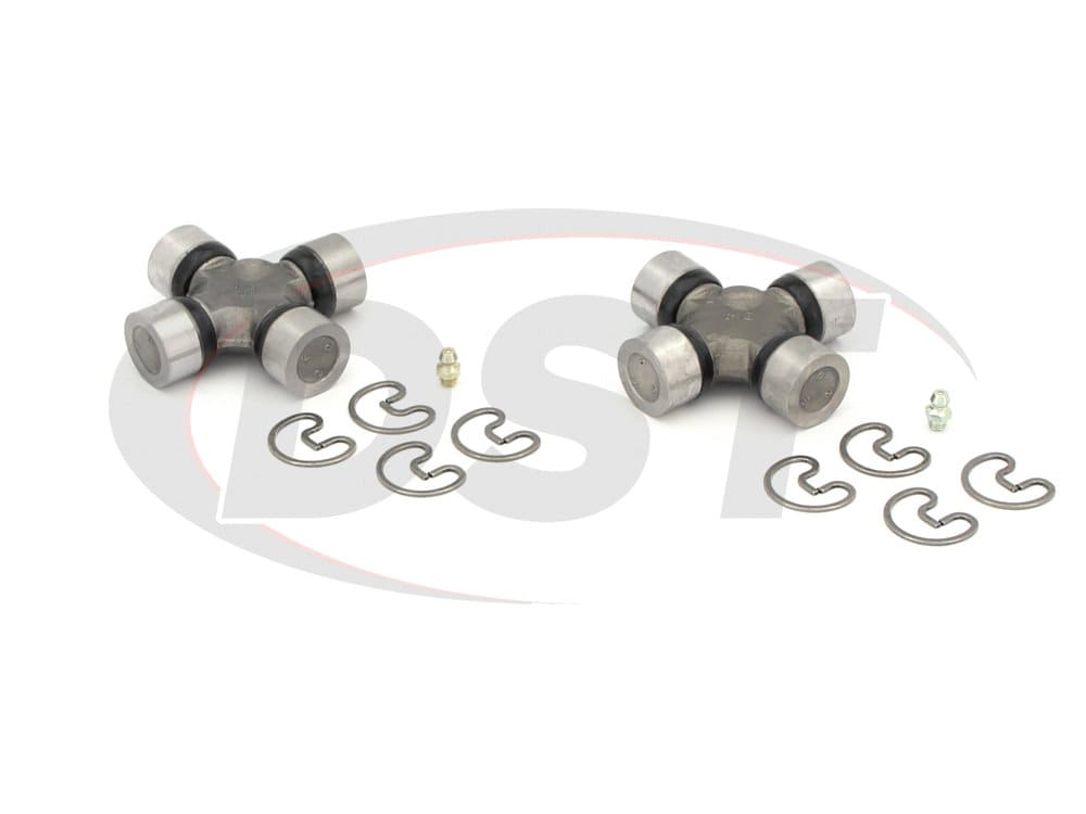 moog-ujoint-packagedeal846 U Joint Package - Chevrolet Chevelle and Malibu 64-66