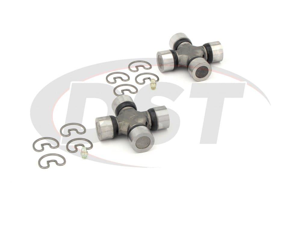 moog-ujoint-packagedeal857 U Joint Package - Chevrolet Vega 71-77