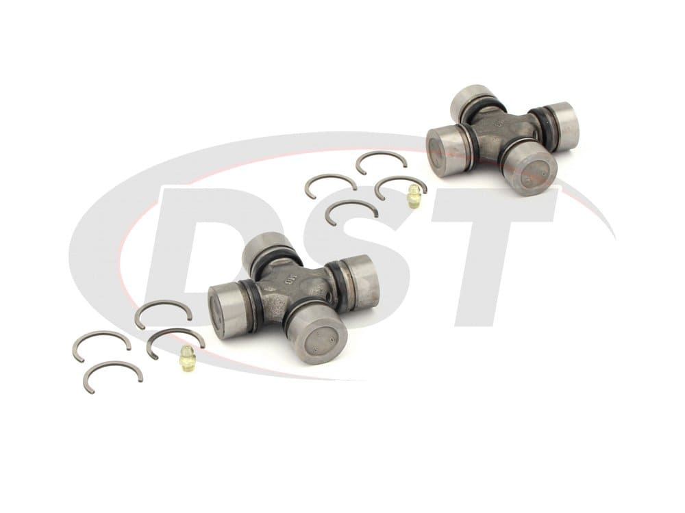 moog-ujoint-packagedeal994 U Joint Package - Plymouth Duster, Scamp, Valiant, and Volare 70-80