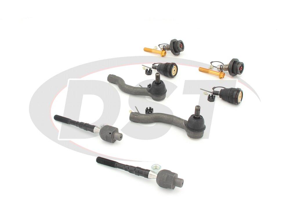 niss-frontier-13-18-moog-front-end-rebuild-kit Front End Steering Rebuild Package Kit