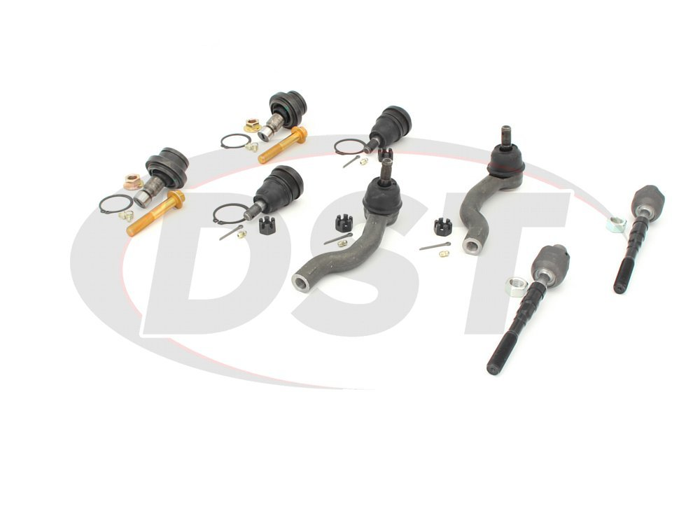 niss-xterra-13-15-moog-front-end-rebuild-kit Front End Steering Rebuild Package Kit