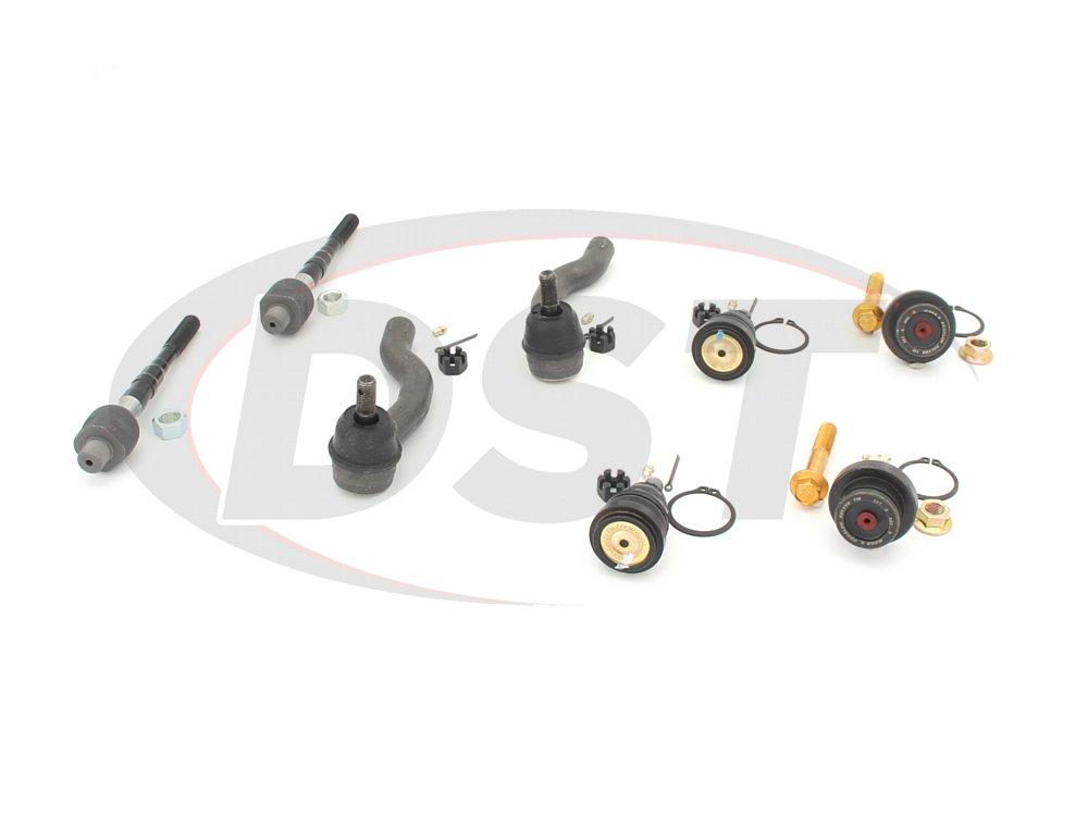 niss-xterra-13-15-moog-front-end-rebuild-kit Front End Steering Rebuild Package Kit