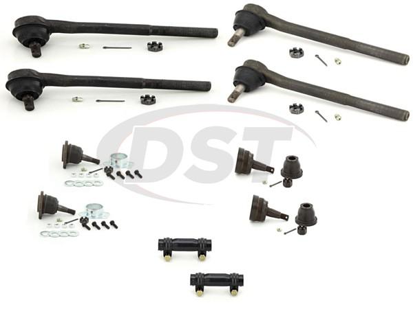 olds-cutlass-73-77-moog-front-end-rebuild-kit Front End Steering Rebuild Package Kit