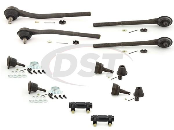 olds-omega-78-79-moog-front-end-rebuild-kit Front End Steering Rebuild Package Kit
