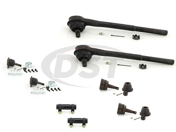 pont-gto-1973-moog-front-end-rebuild-kit Front End Steering Rebuild Package Kit