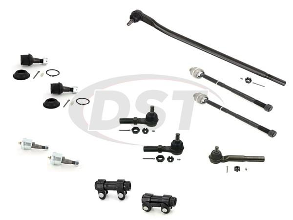 ram-3500-11-12-moog-front-end-rebuild-kit Front End Steering Rebuild Package Kit