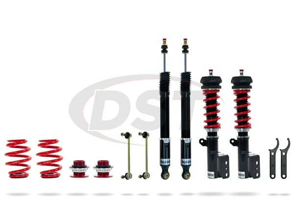 pedders-160033 Coilover Adjustable Spring Lowering Kit