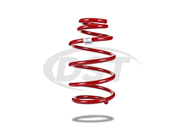 Front Lowering Coil Spring