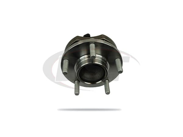 Front Wheel Bearing and Hub Assembly - Driver Side