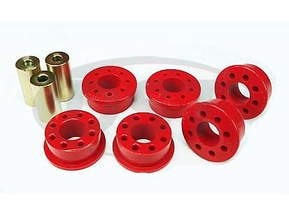 Rear Differential Mount Bushings - Heavy Duty - Track Use Only