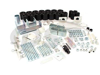 Performance Accessories Lift Kits for Silverado 1500 HD, Sierra 1500 HD