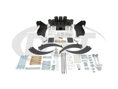 Performance Accessories Lift Kits for Sierra 2500 HD, Sierra 3500 HD