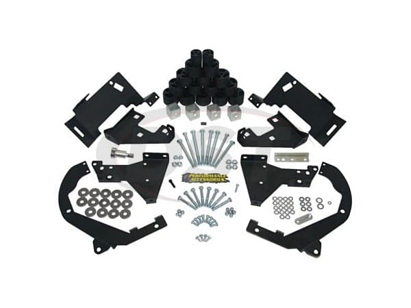 pa10292 Body Lift Kit - 2 Inch Lift
