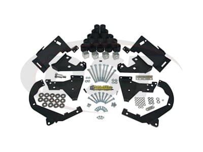 Performance Accessories Lift Kits for Silverado 1500