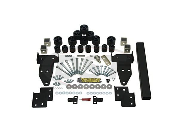 Body Lift Kit- 2 Inch Lift
