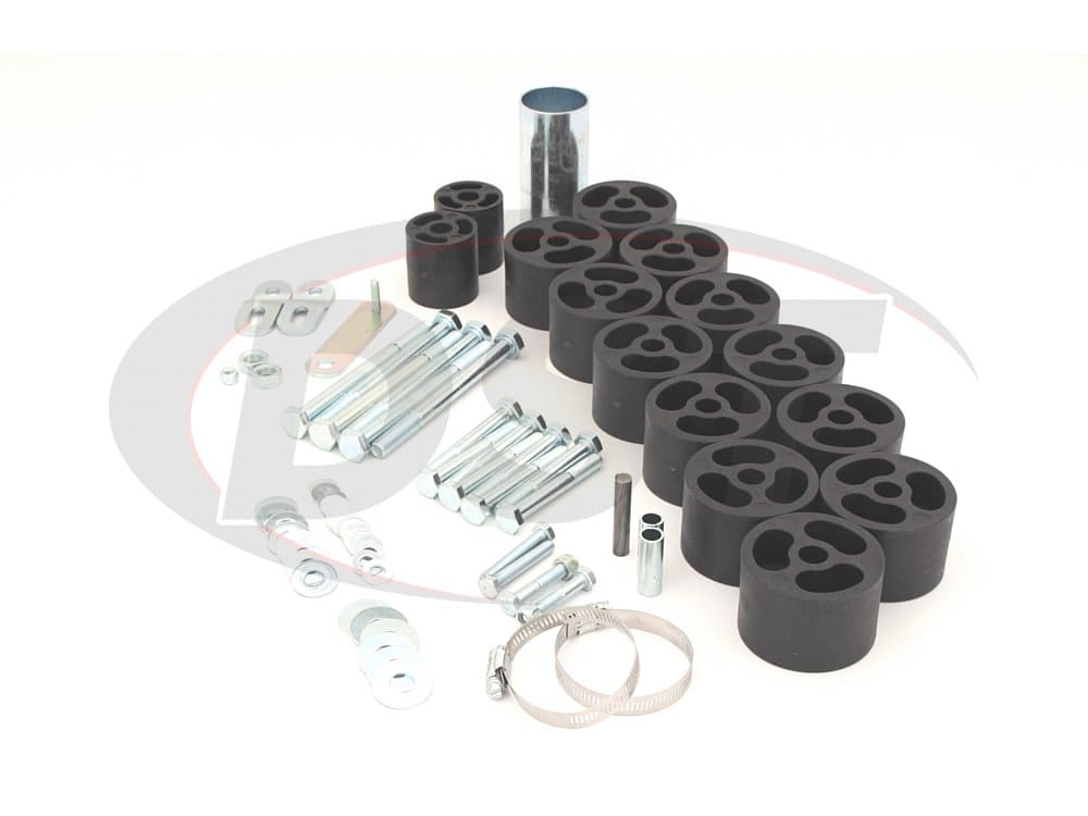 pa532 Body Lift Kit - 2 Inch - Standard Cab Only