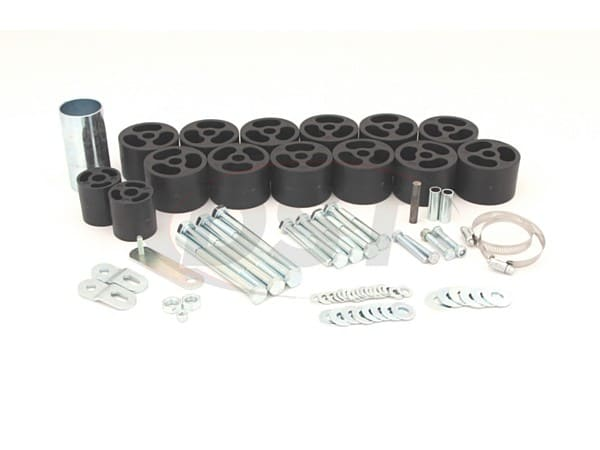 Body Lift Kit - 2 Inch - Standard Cab Only
