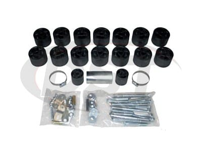 Performance Accessories Lift Kits for S10, S15