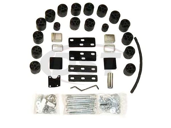 pa70043 Body Lift Kit - 3 Inch Lift